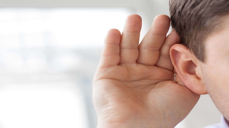 Hearing Test-Cure for Hearing Loss
