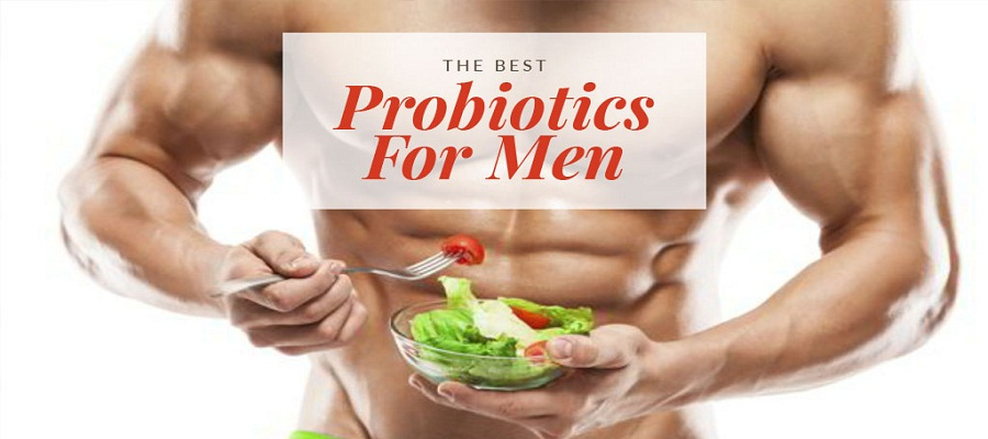 The Most Suitable Probiotic for Men-(Infographic)