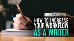 Workflow as writer