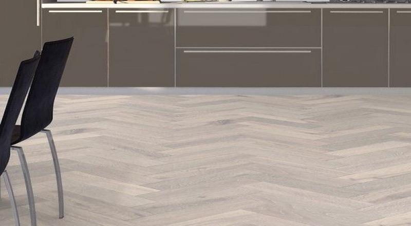 How to be creative with Herringbone Flooring?