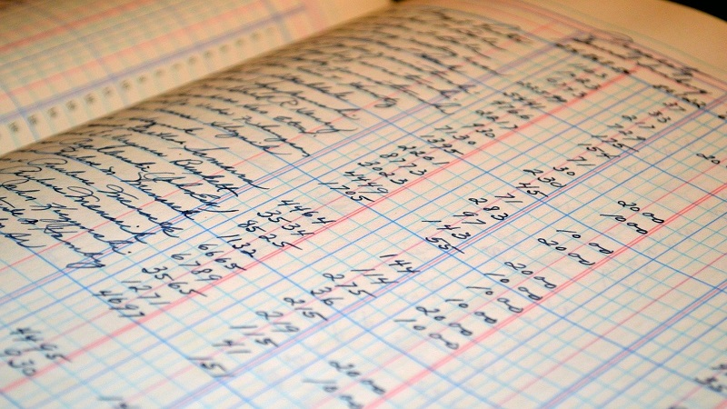 Maintain the proper record of your finance