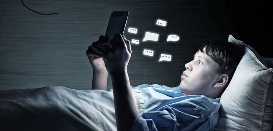 Notifications create Technology Addiction