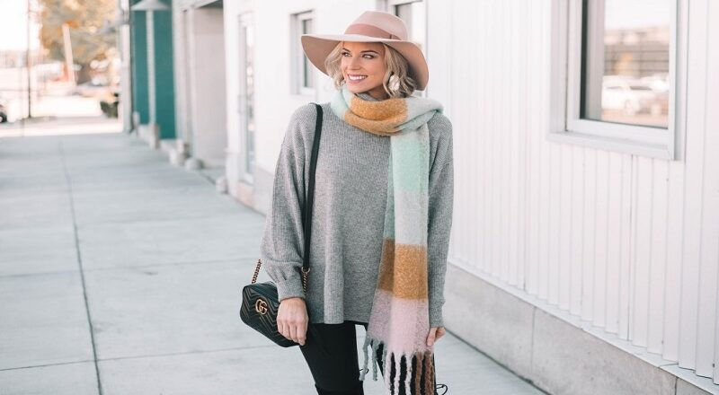 How to Style Your Tunic Sweater