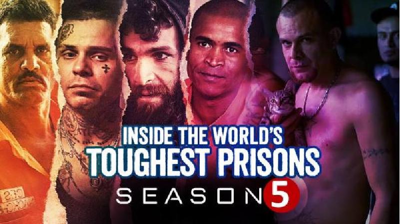 Inside the World's Toughest Prisons – Season 5
