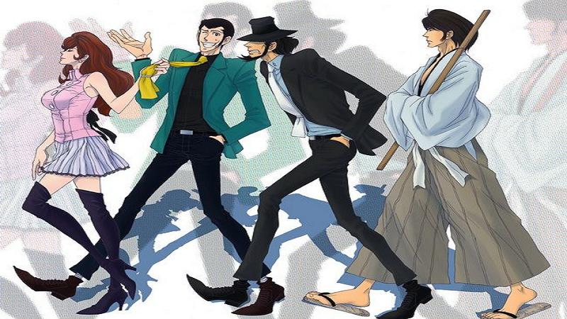 Lupin Season 1