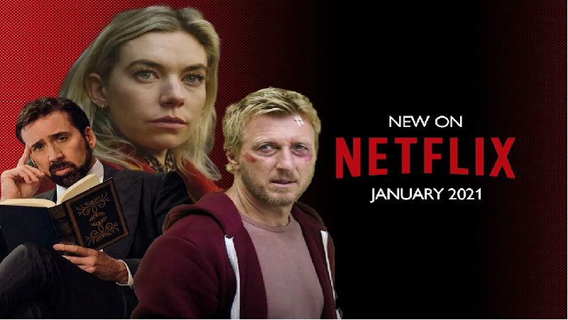 Netflix Upcoming Web Series in 2021 – New Releases