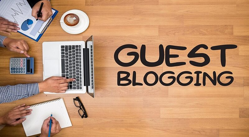What is Guest Blogging? How it Helps to Get More Website Traffic?