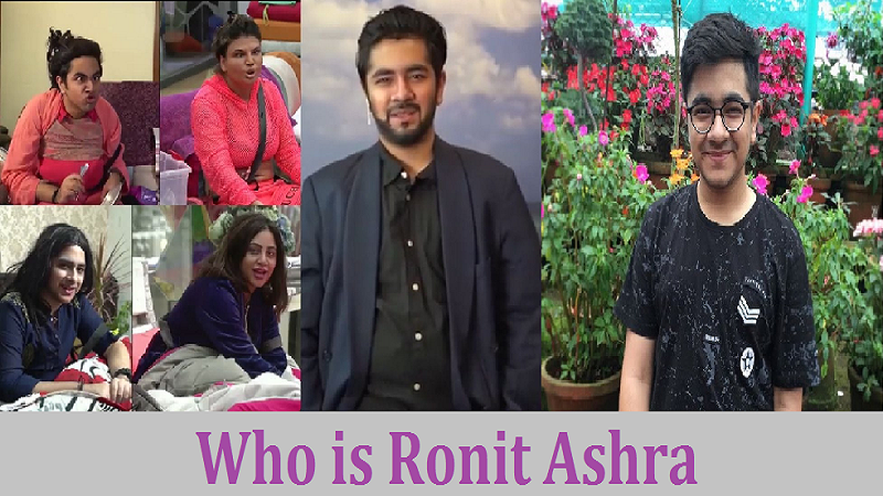 Who is Ronit Ashra? How he become Famous?