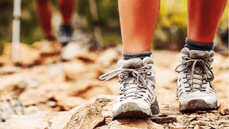Ultimate Benefits Of Wearing Hiking Shoes
