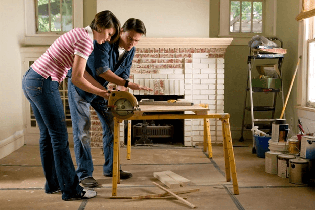 What Are the Simple Steps for Home Renovation?