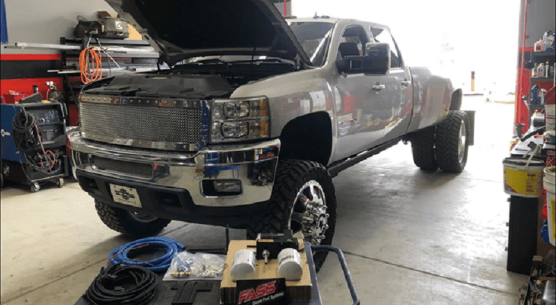 How to Install a Lift Pump on a Duramax