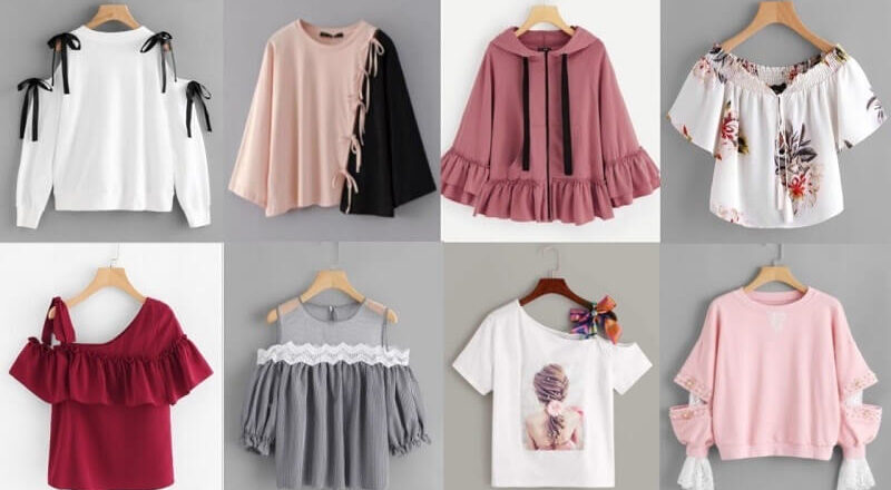 Dress you Best with these Trendy Top Styles